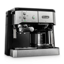 Billede af DeLonghi fiterkaffe- og espressomaskine - Combi BCO421.S