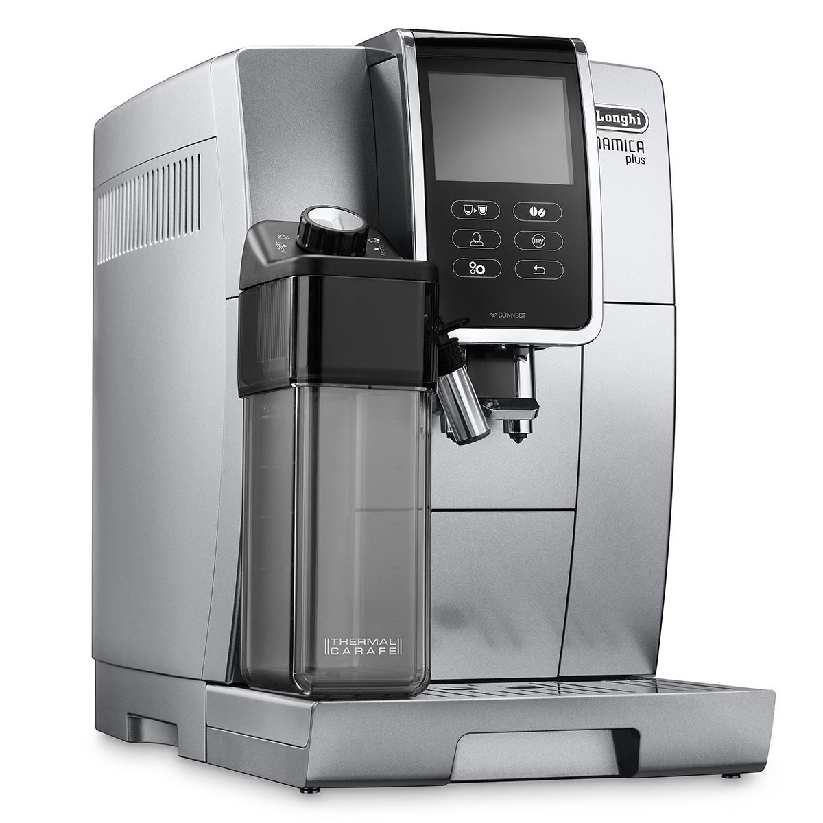 DeLonghi fuldautomatisk kaffemaskine - ECAM370.95.S