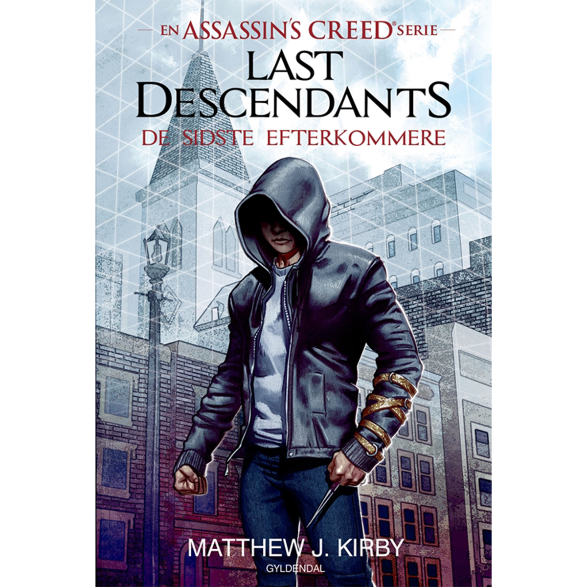 Image of   De sidste efterkommere - Assassins creed 1 - Indbundet