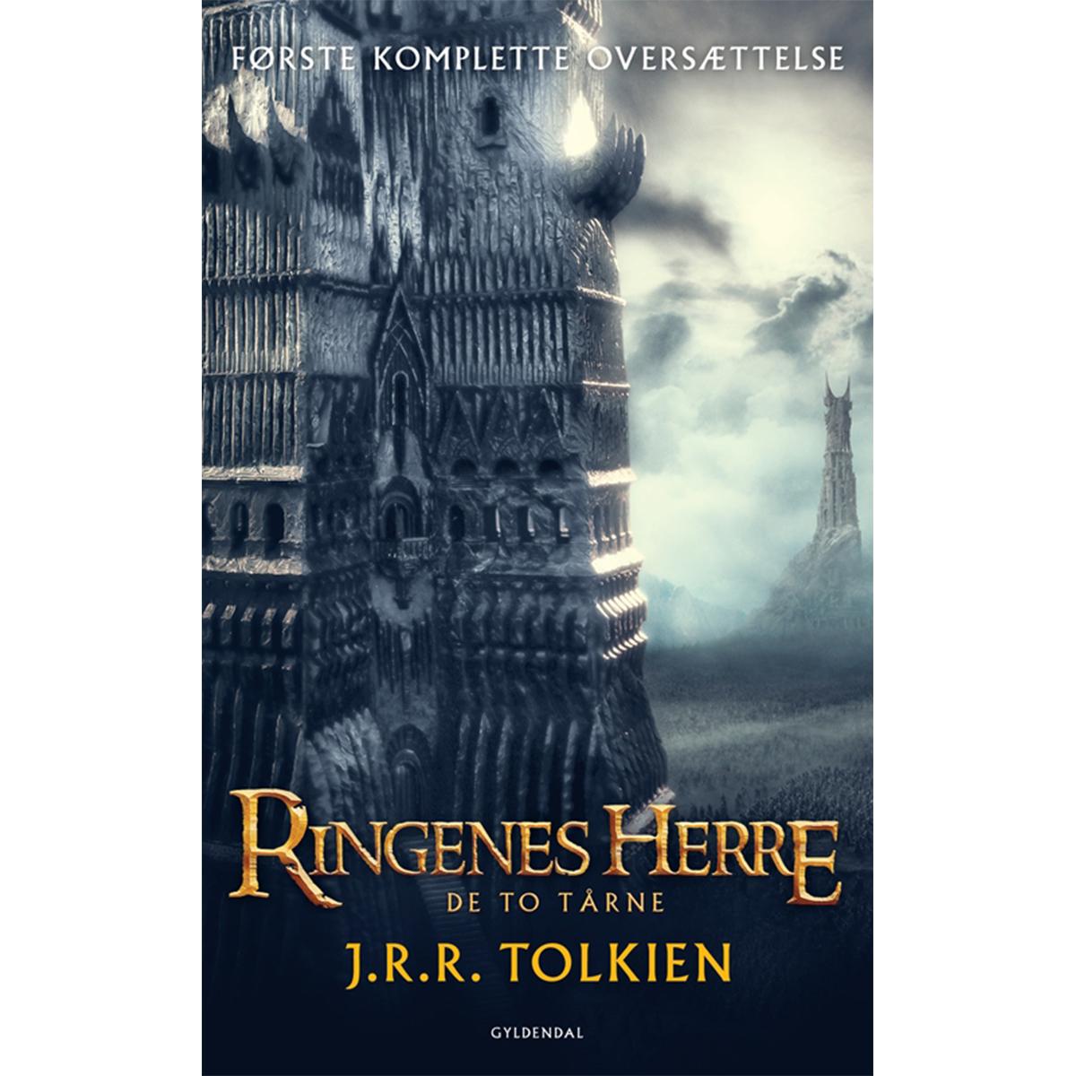 Image of   De to tårne - Ringenes herre 2 - Paperback
