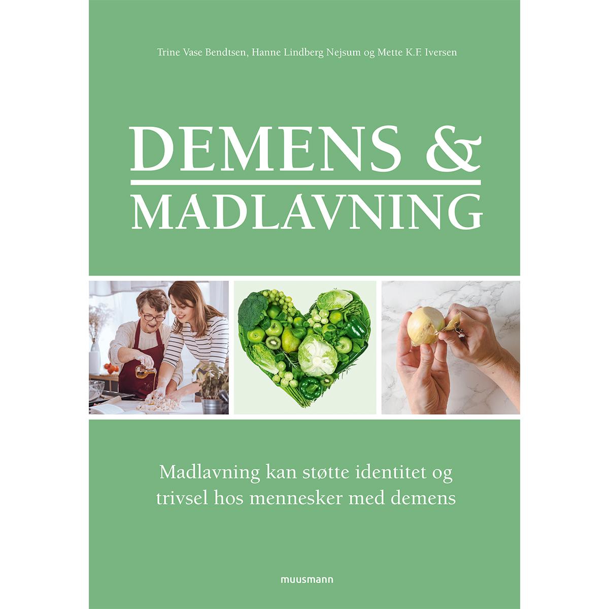 Image of   Demens og madlavning - Paperback
