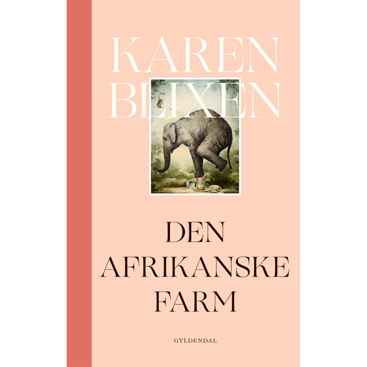 Billede af Den afrikanske farm - Paperback