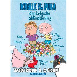 Image of   Den belgiske slikindsamling - Krølle & Puha 1 - Indbundet