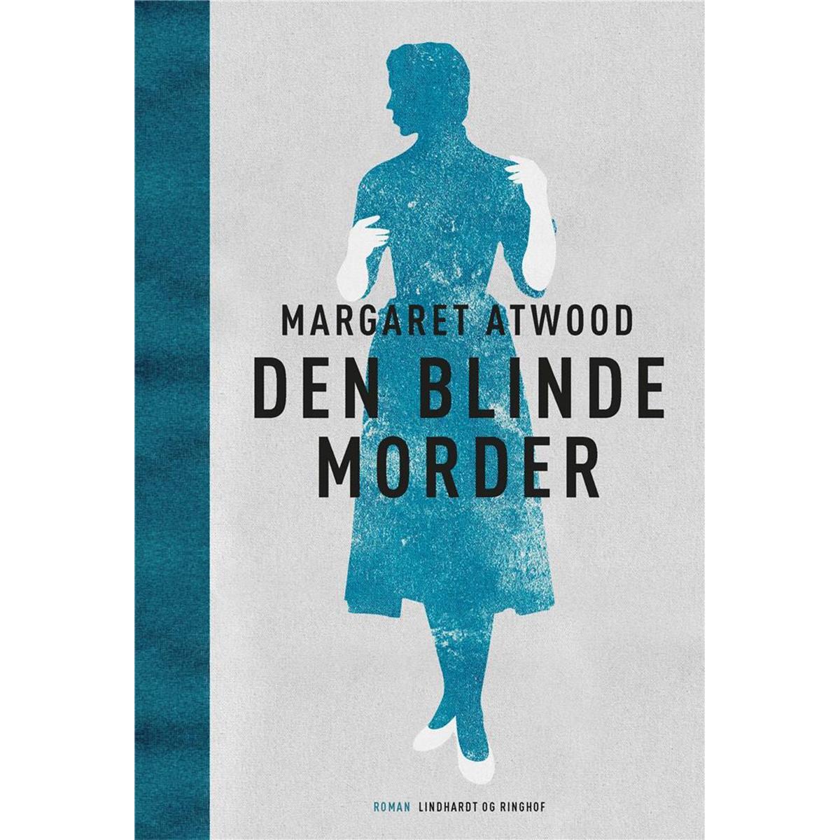 Image of   Den blinde morder - Indbundet