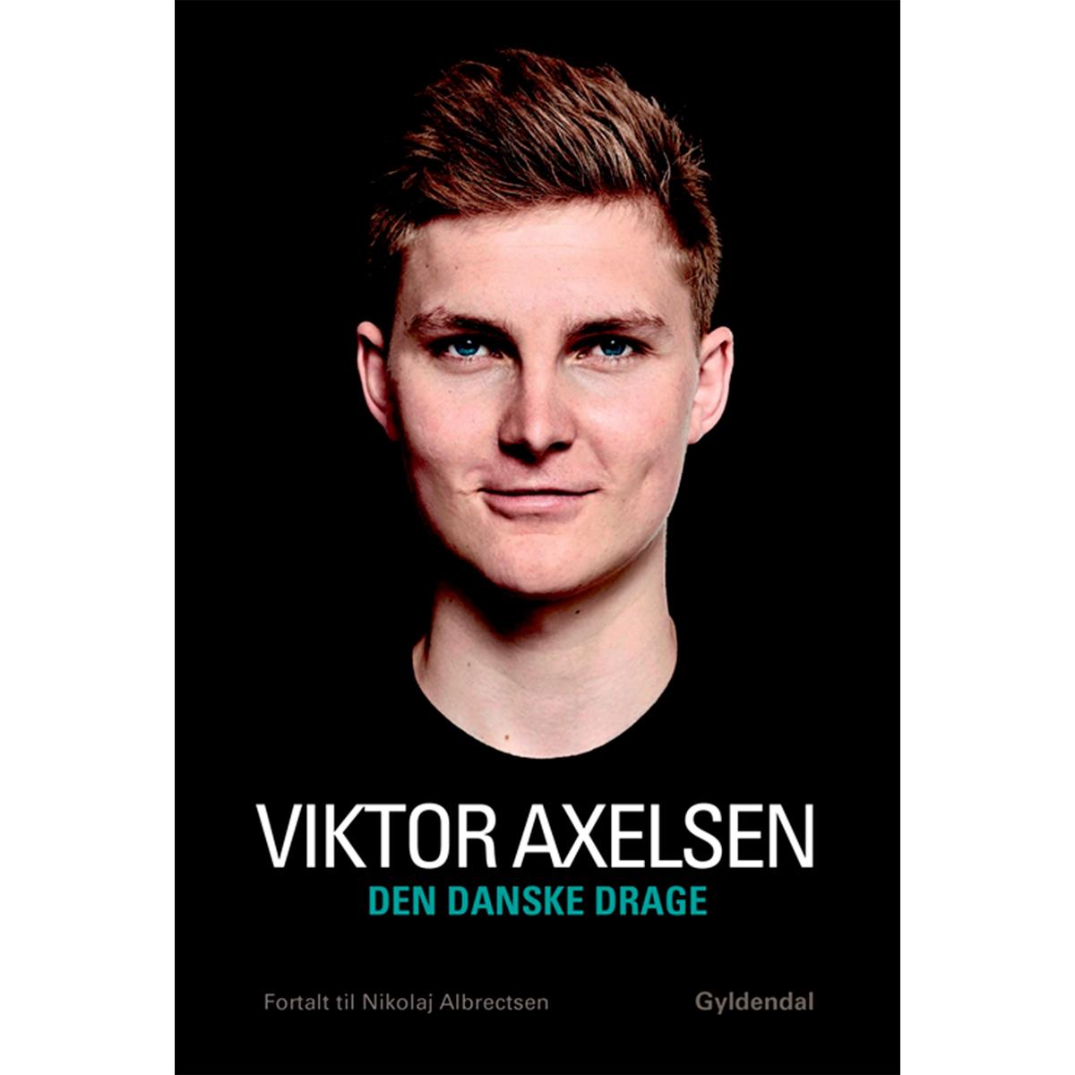 Den danske drage - Fortalt til Nikolaj Albrectsen - Hæftet