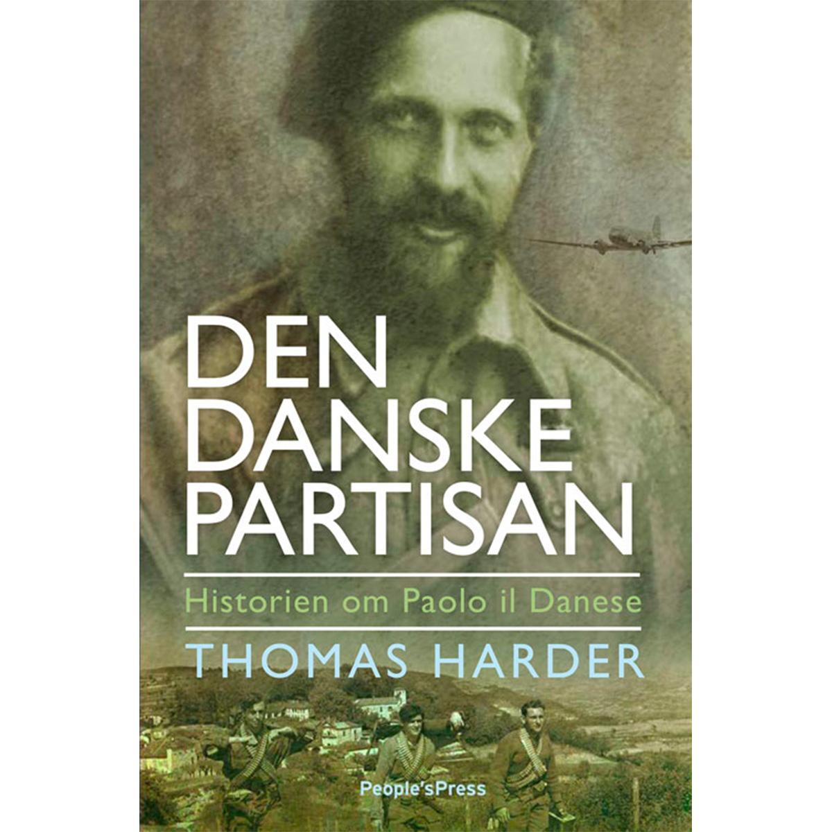 Billede af Den danske partisan - Historien om Paolo il Danese - Hardback