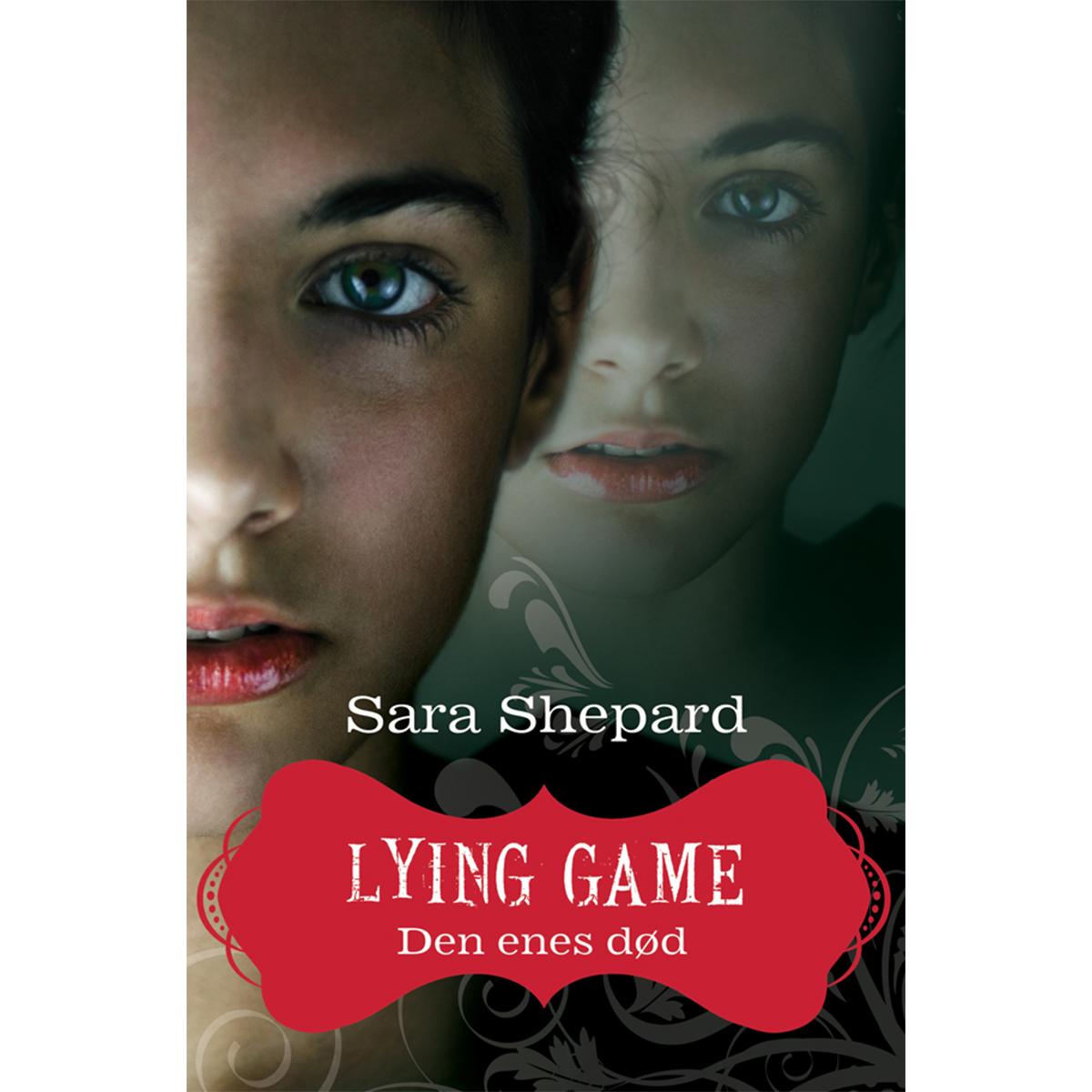 Image of   Den enes død - Lying game 1 - Hæftet