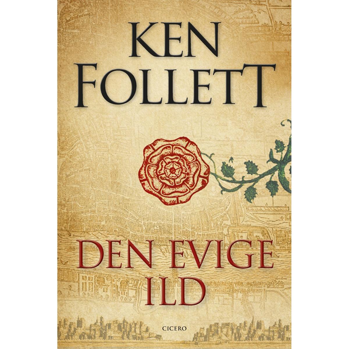 Image of   Den evige ild - Katedralbyen Kingsbridge 3 - Indbundet