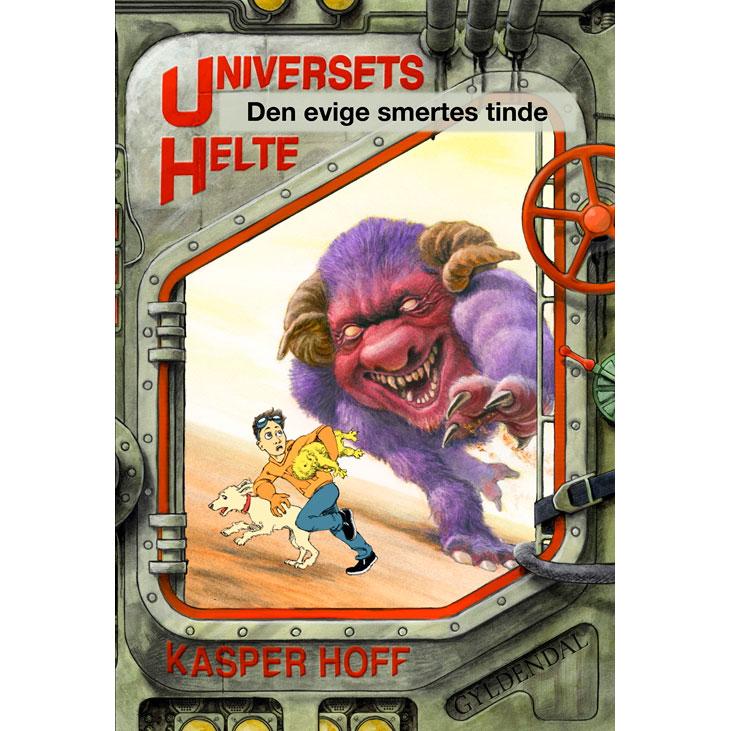 Image of   Den evige smertes tinde - Universets helte 3 - Indbundet