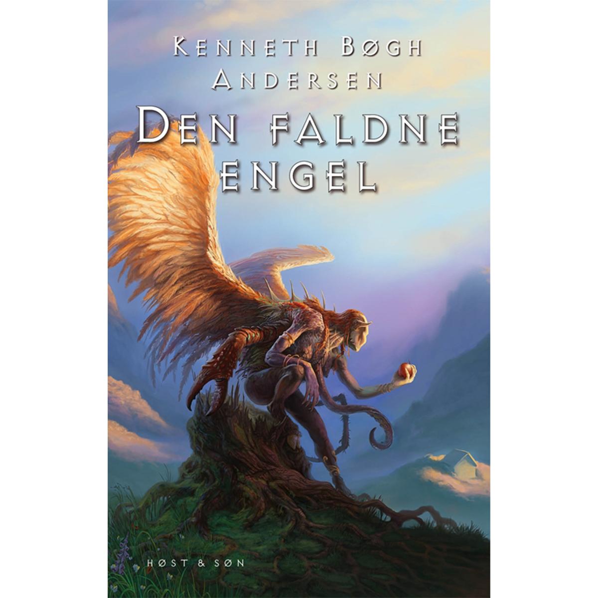 Image of   Den faldne engel - Den store djævlekrig 5 - Indbundet