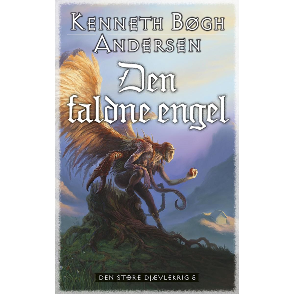 Image of   Den faldne engel - Den store djævlekrig 5 - Paperback
