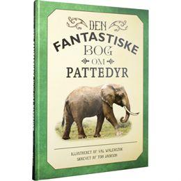 Image of   Den fantastiske bog om pattedyr - Hardback