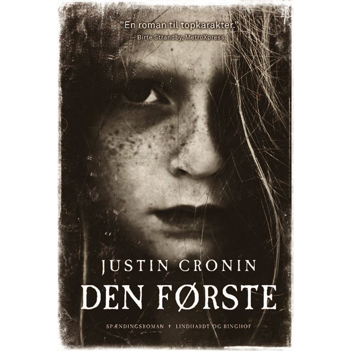 Image of   Den første - The passage 1 - Hardback