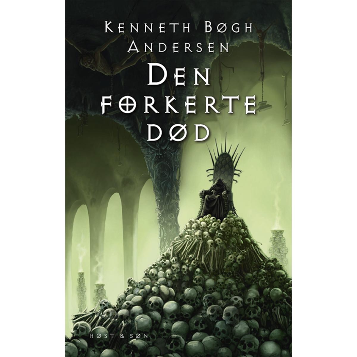 Image of   Den forkerte død - Den store djævlekrig 3 - Indbundet