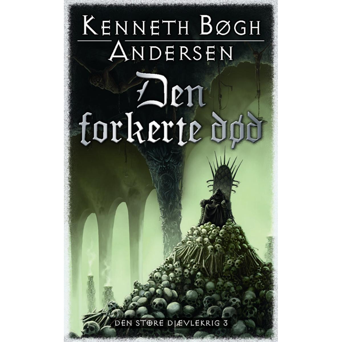 Image of   Den forkerte død - Den store djævlekrig 3 - Paperback