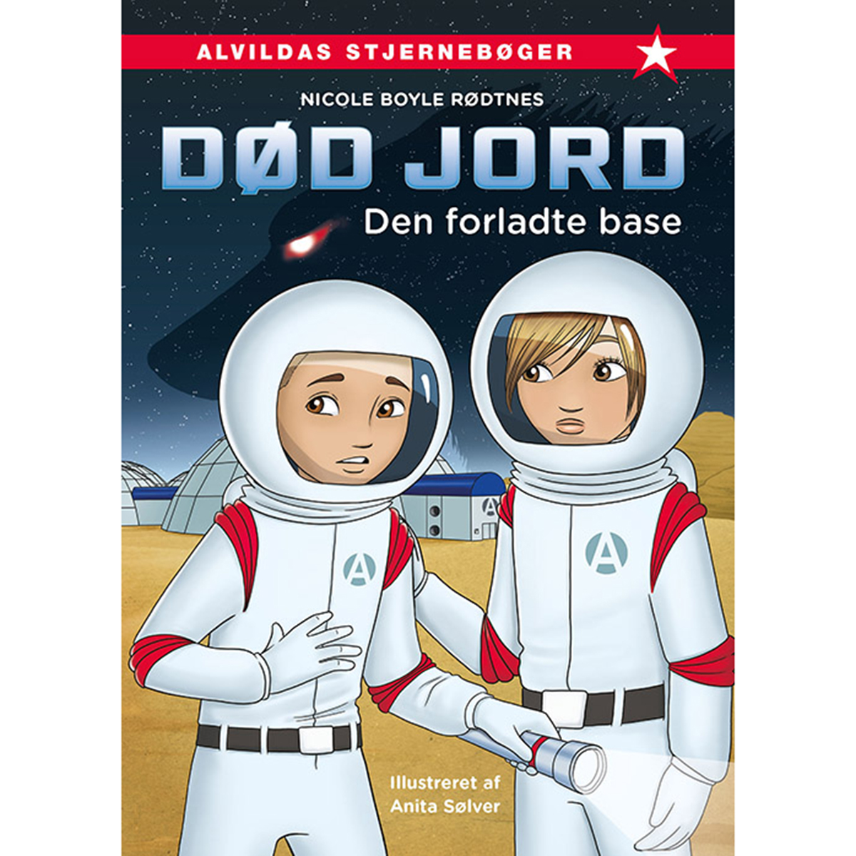 Image of   Den forladte base - Død jord 2 - Indbundet