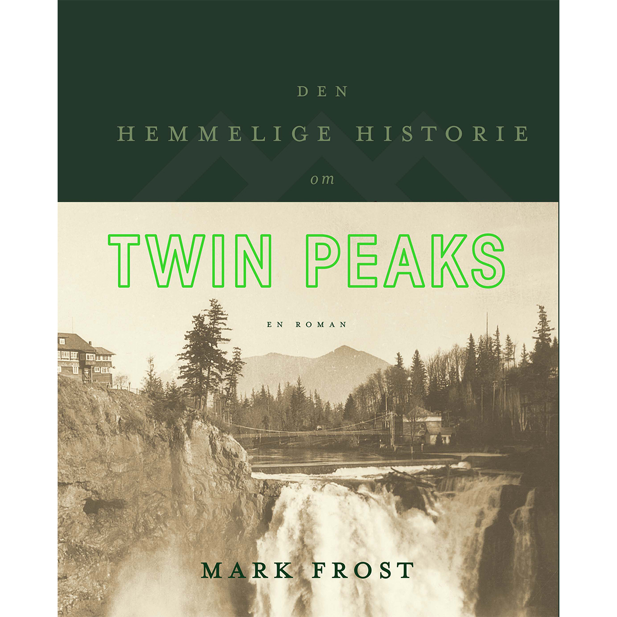 Image of   Den hemmelige historie om Twin Peaks - en roman - Indbundet