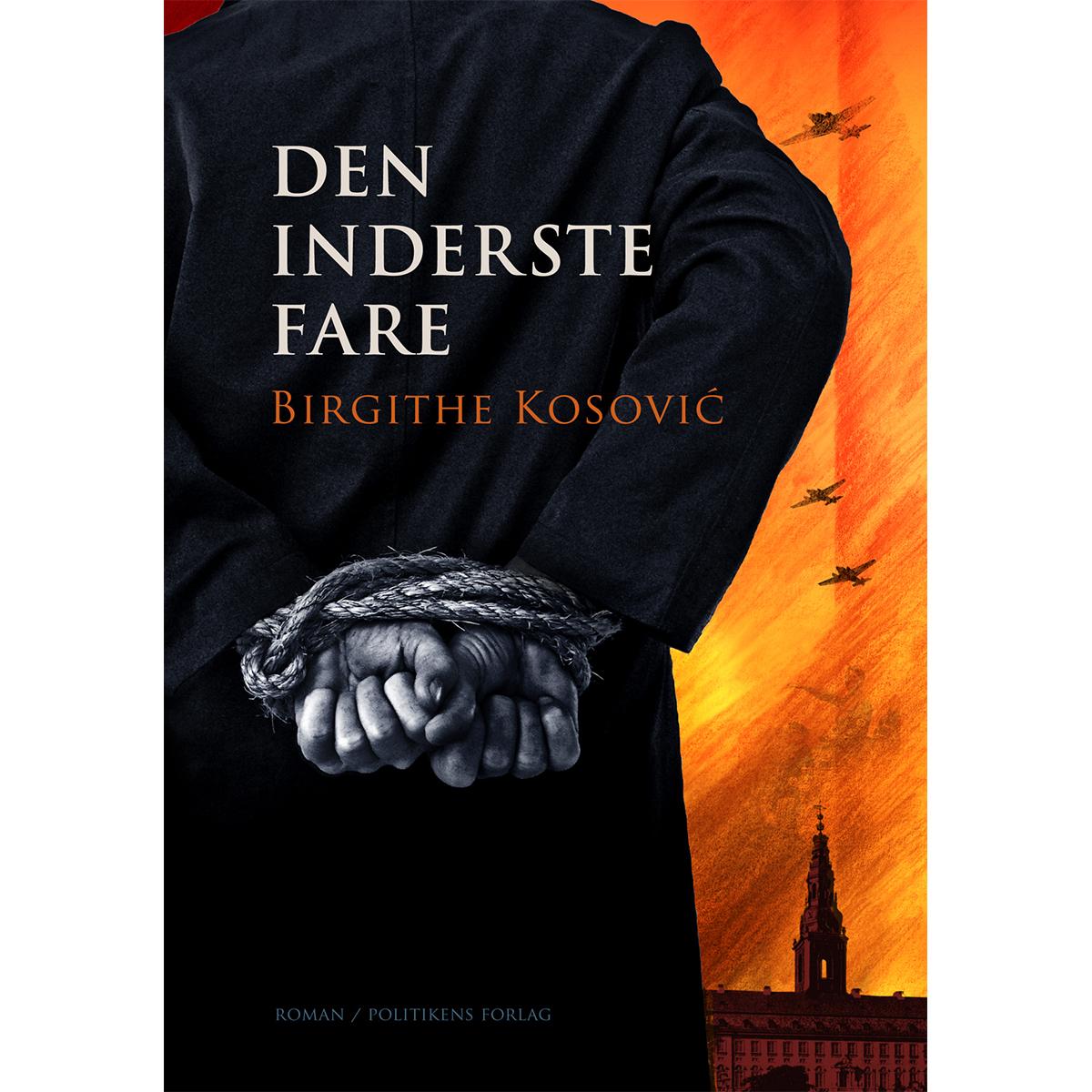 Image of   Den inderste fare - Indbundet