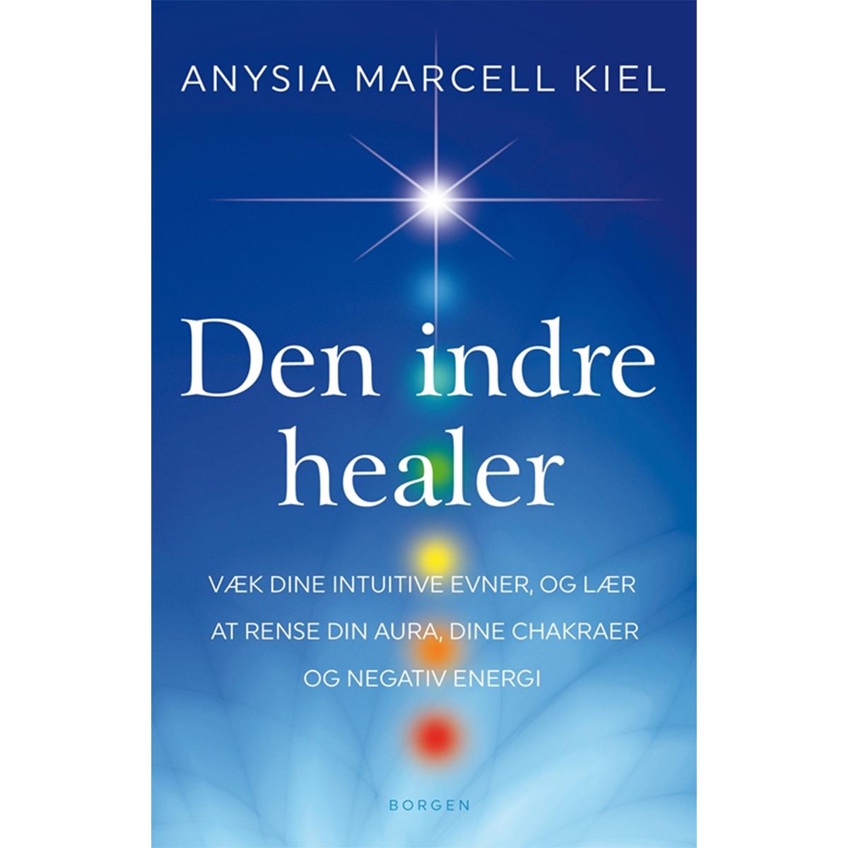 Image of   Den indre healer - Hæftet