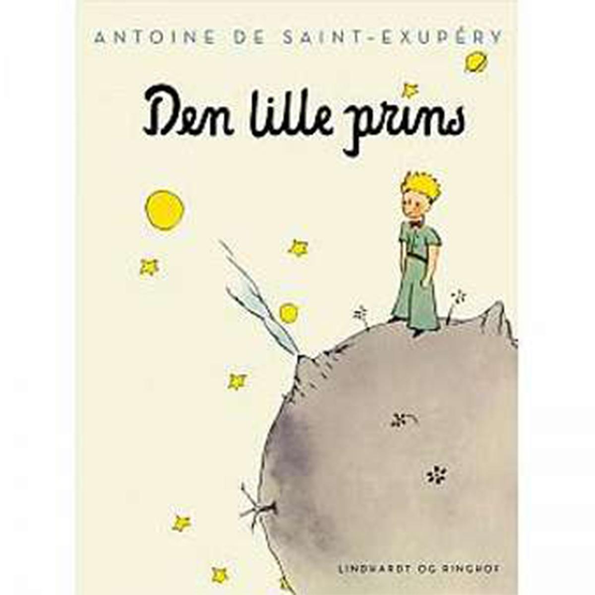 Image of   Den Lille Prins - En mindebog fra barnets første år - Hardback