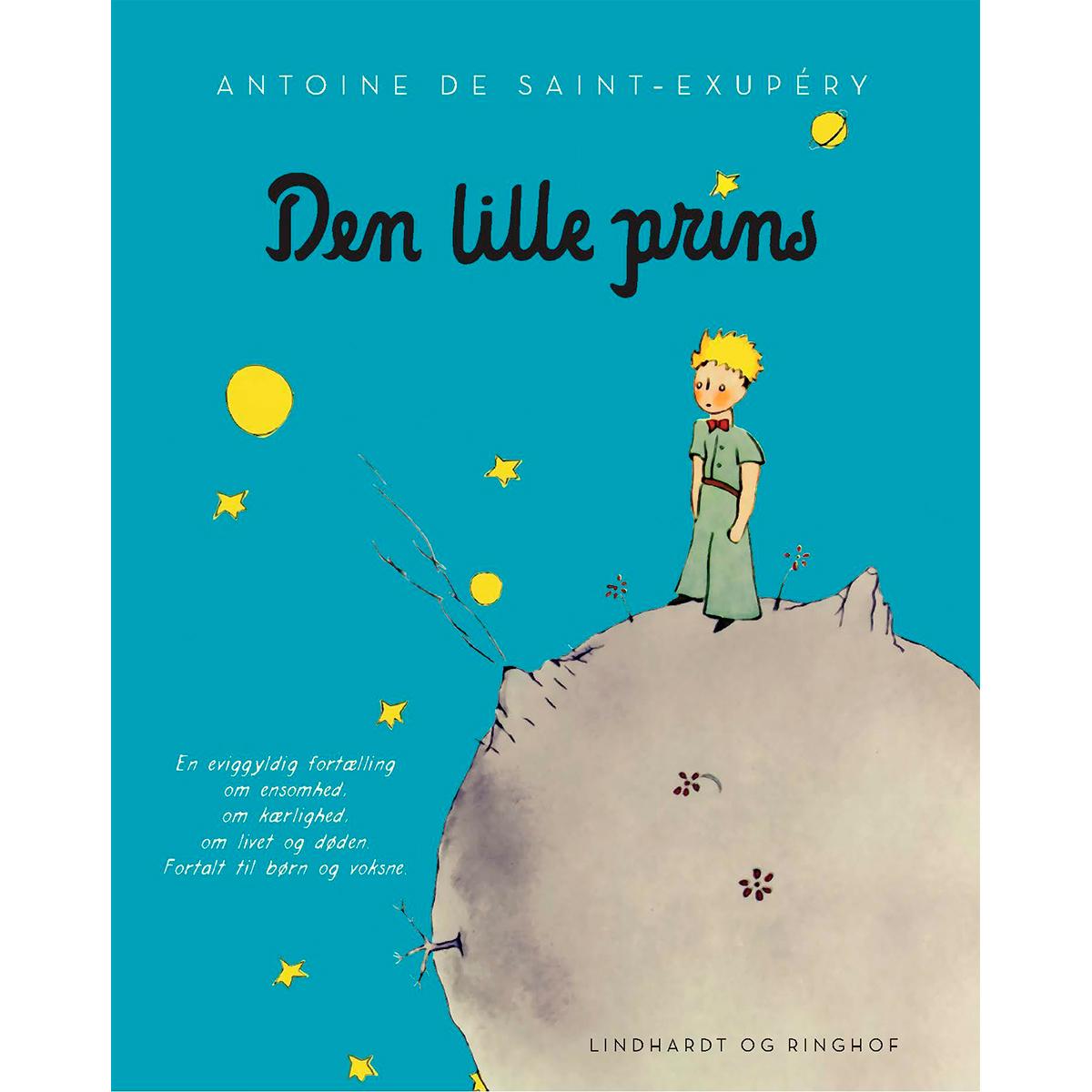 Image of   Den lille prins - Indbundet