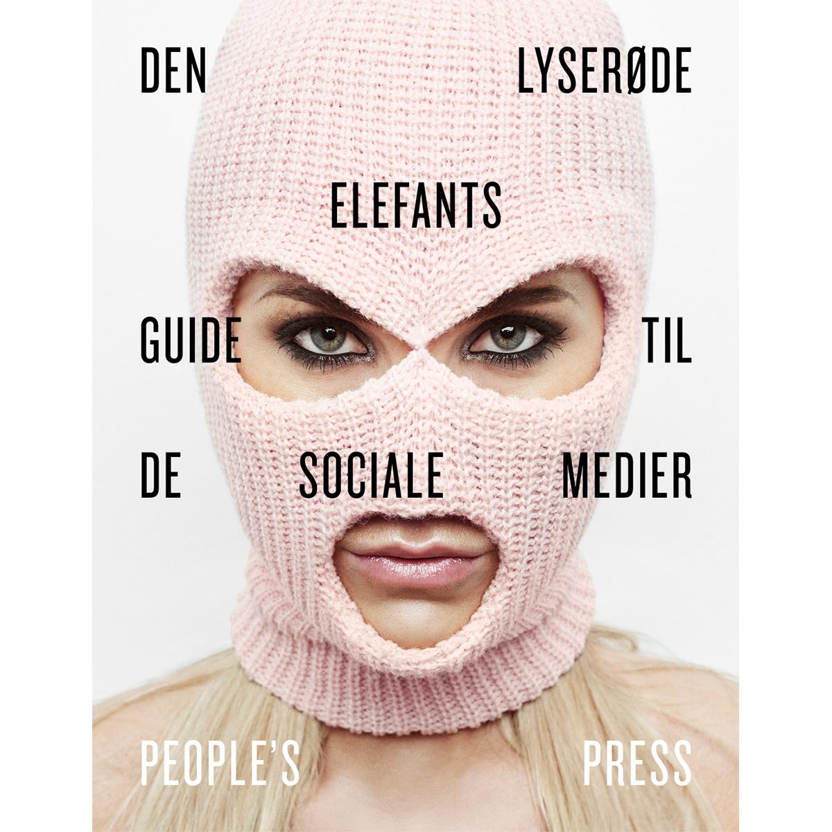 Image of   Den lyserøde elefants guide til de sociale medier - Indbundet