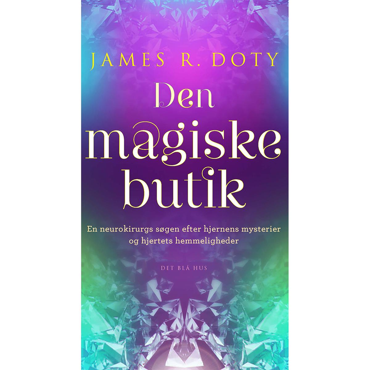 Image of   Den magiske butik - Hæftet