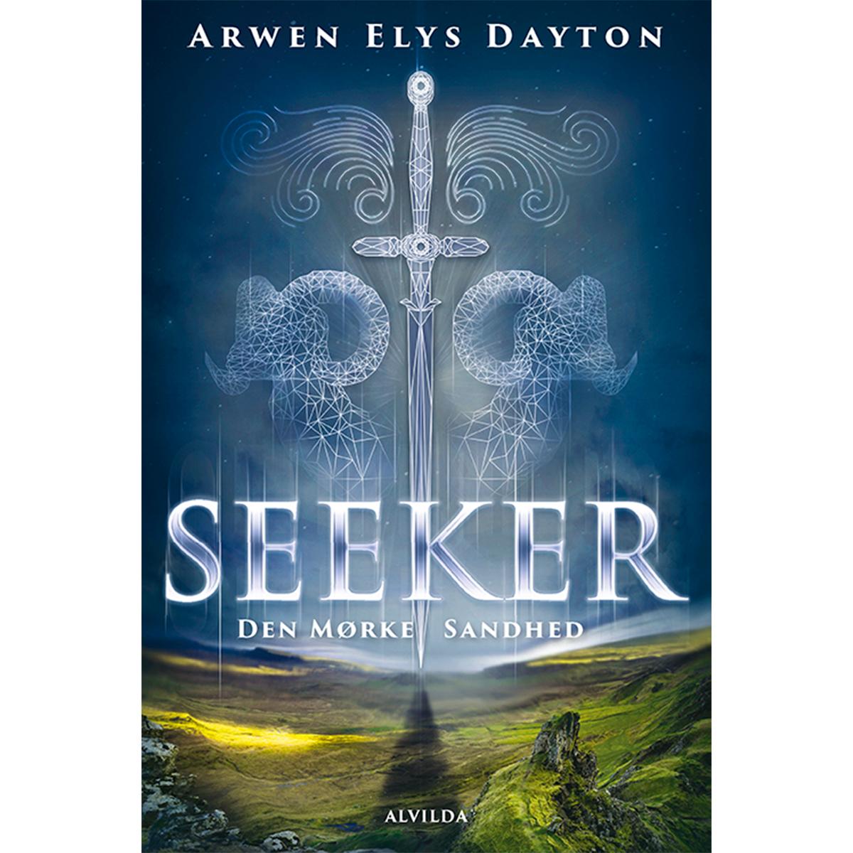 Image of   Den mørke sandhed - Seeker 1 - Paperback