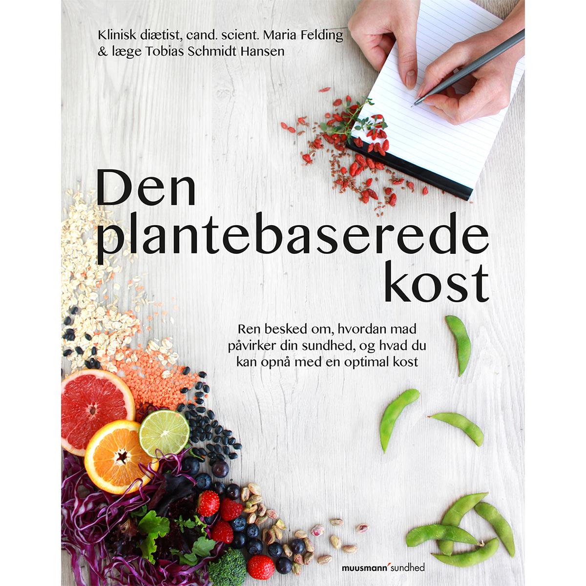 Image of   Den plantebaserede kost - Paperback
