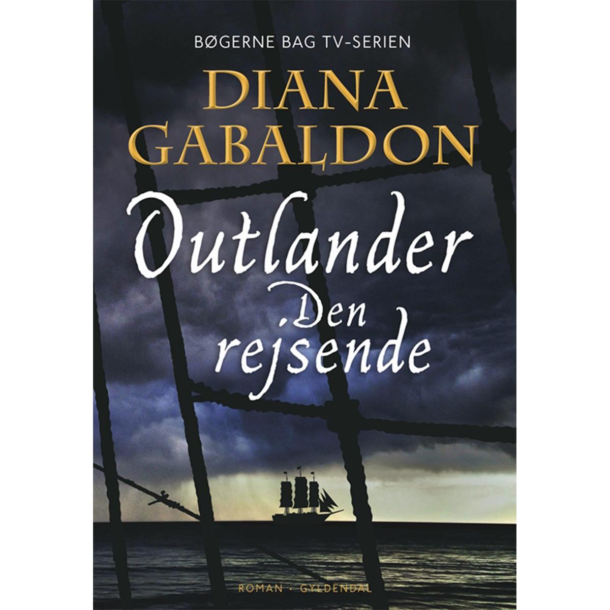 Image of   Den rejsende - Outlander 3 - Indbundet