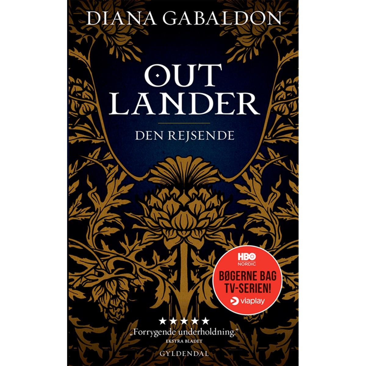 Image of   Den rejsende - Outlander 3 - Paperback