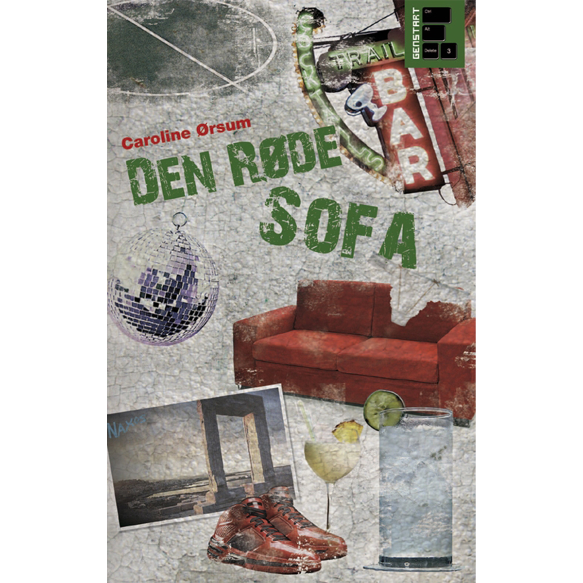 Image of   Den røde sofa - Genstart 3 - Hæftet