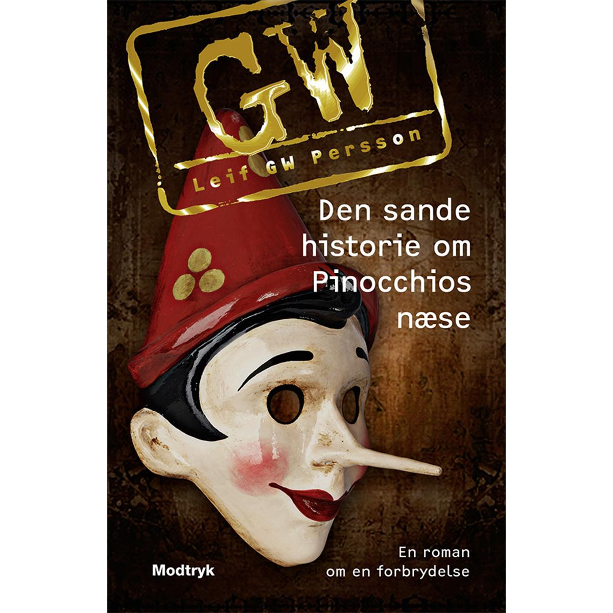 Image of   Den sande historie om Pinocchios næse - Indbundet