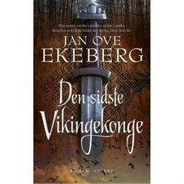 Image of   Den sidste vikingekonge - Indbundet