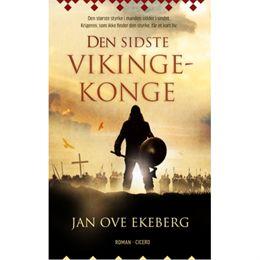 Image of   Den sidste vikingekonge - Paperback