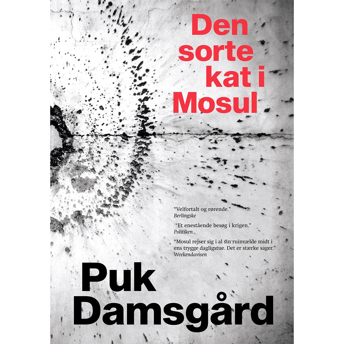 Image of   Den sorte kat i Mosul - Paperback