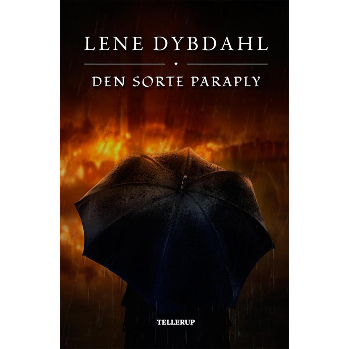 Image of   Den sorte paraply - Hardback