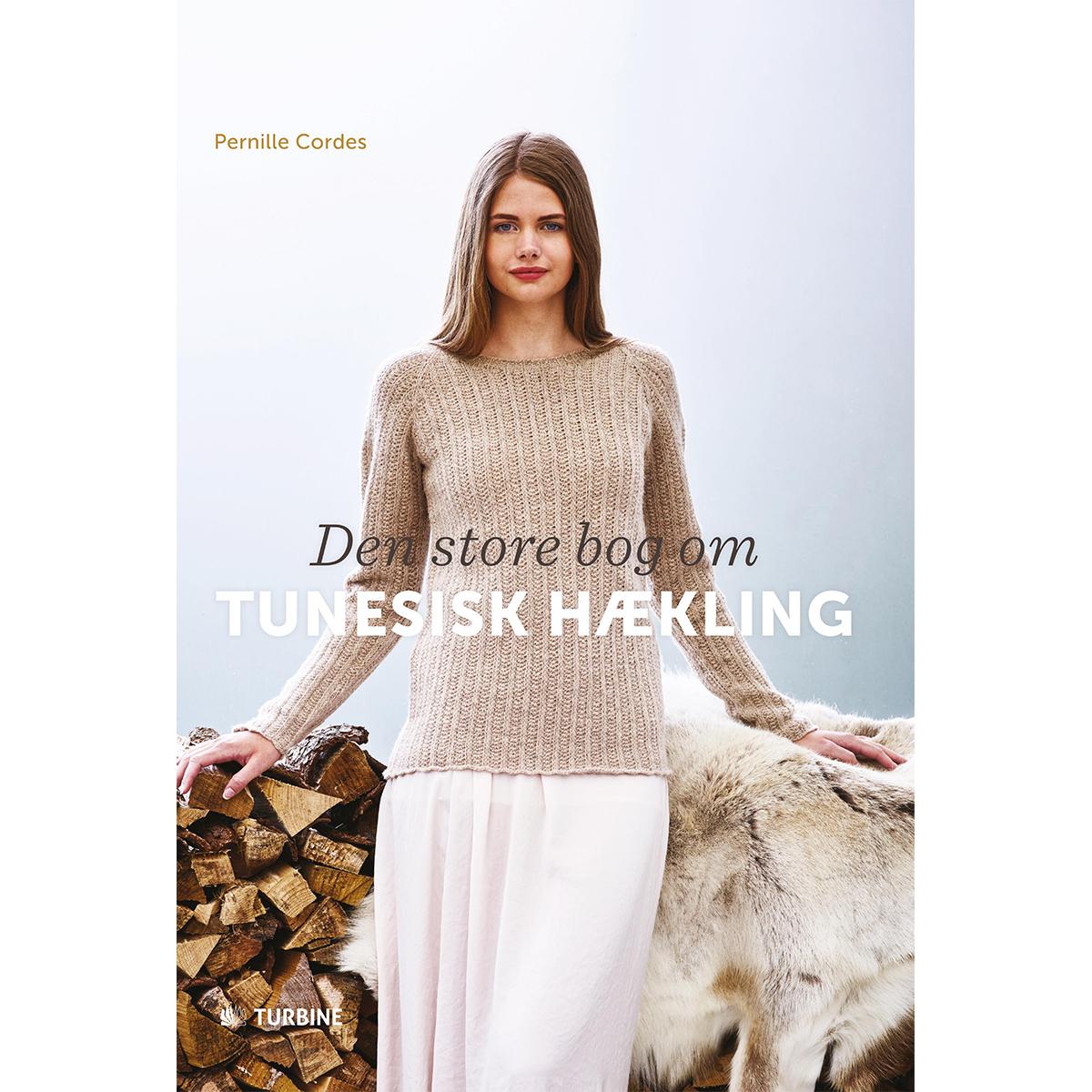 Image of   Den store bog om tunesisk hækling - Hardback