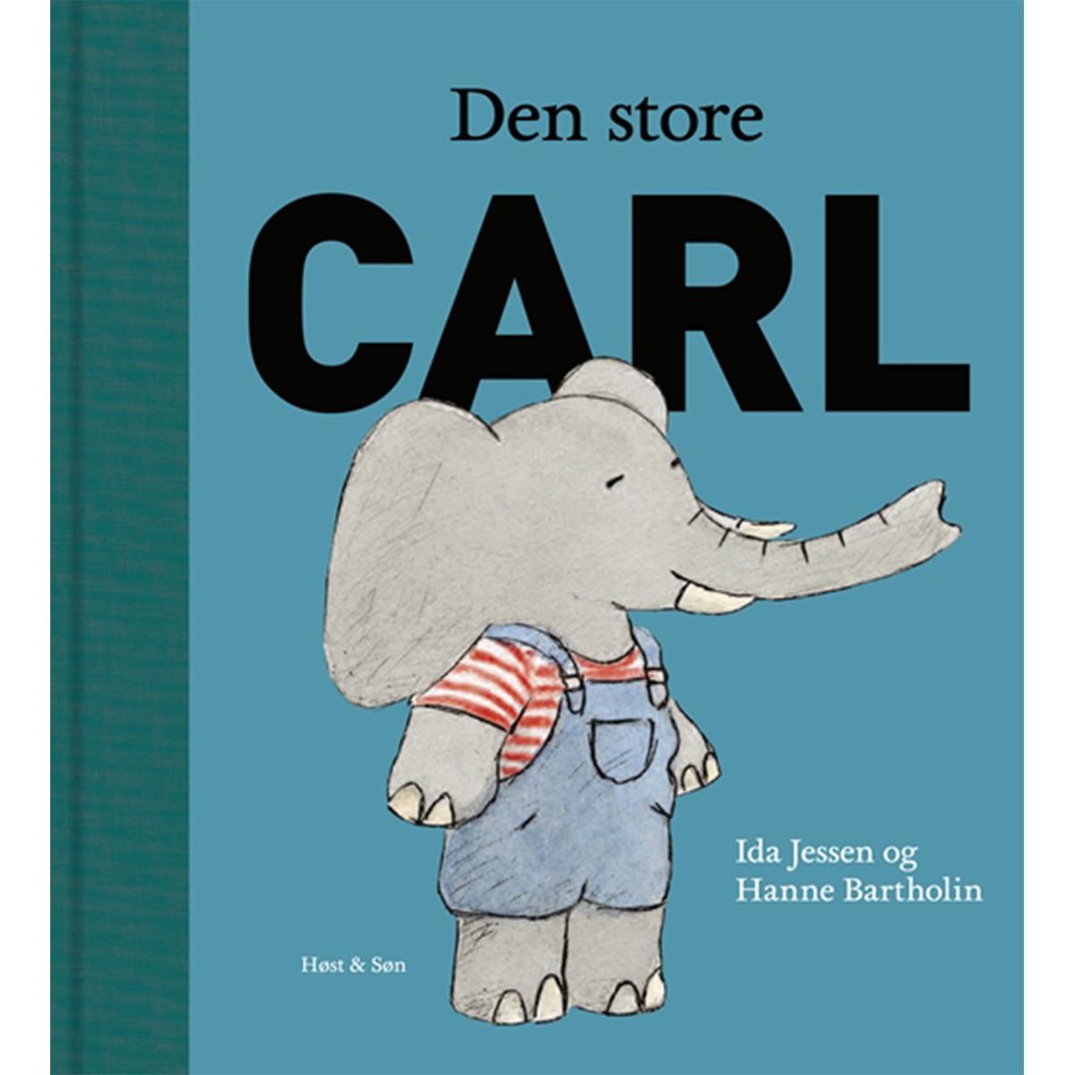 Image of   Den store Carl - Indbundet