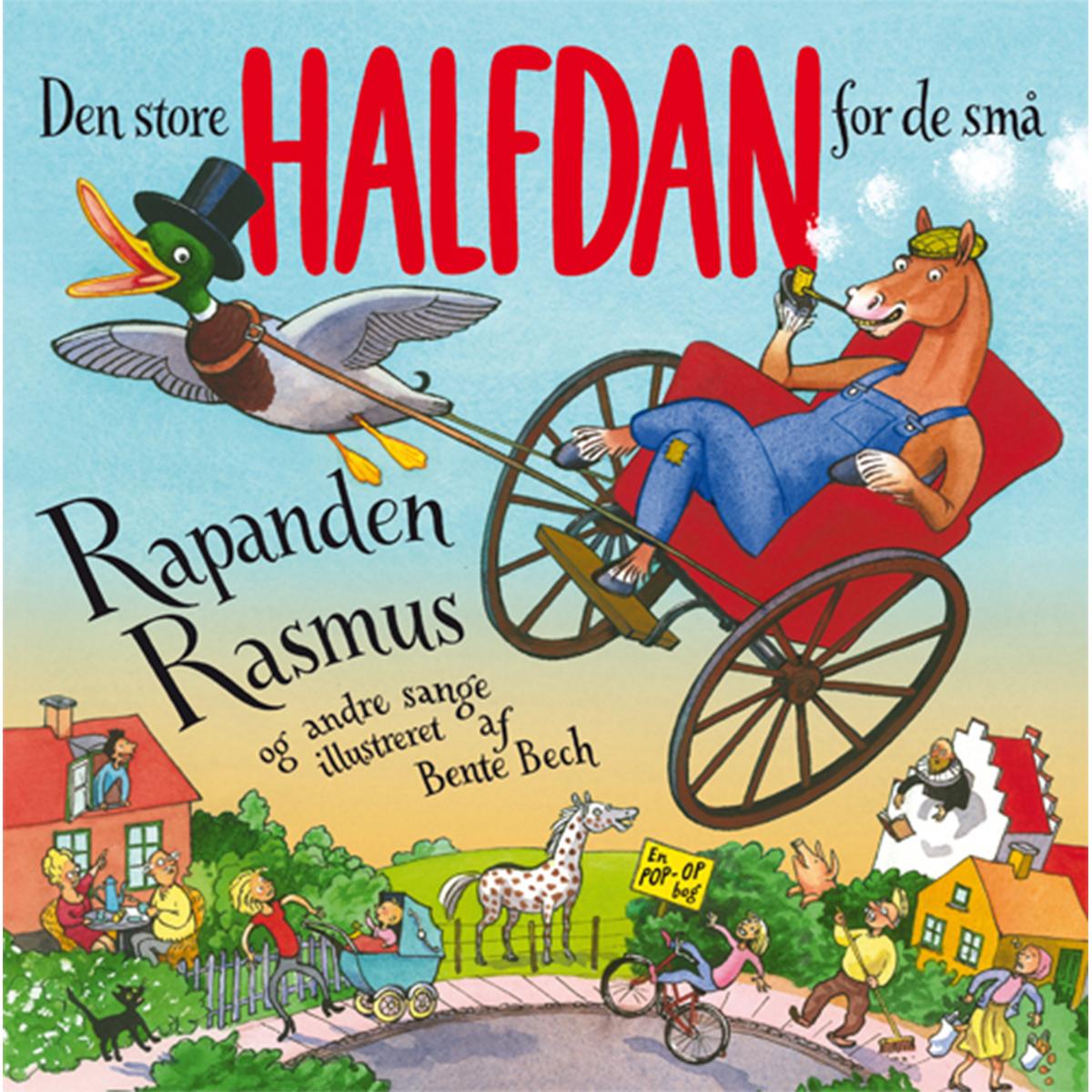 Image of   Den store Halfdan for de små - Hardback