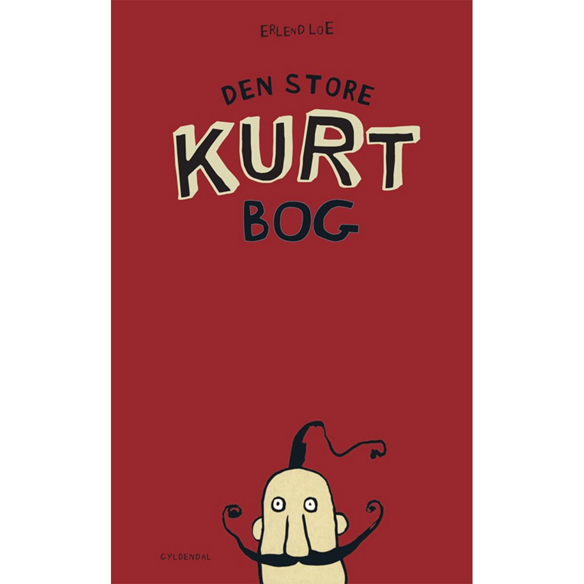Image of   Den store Kurt-bog - Hardback
