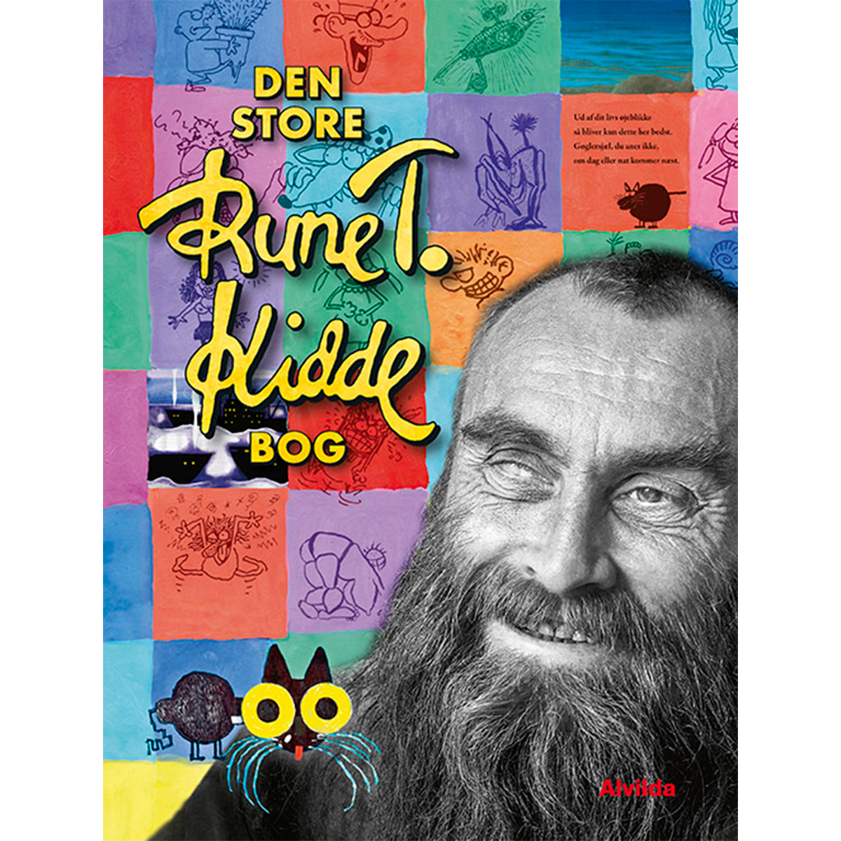 Image of   Den store Rune T. Kidde-bog - Indbundet