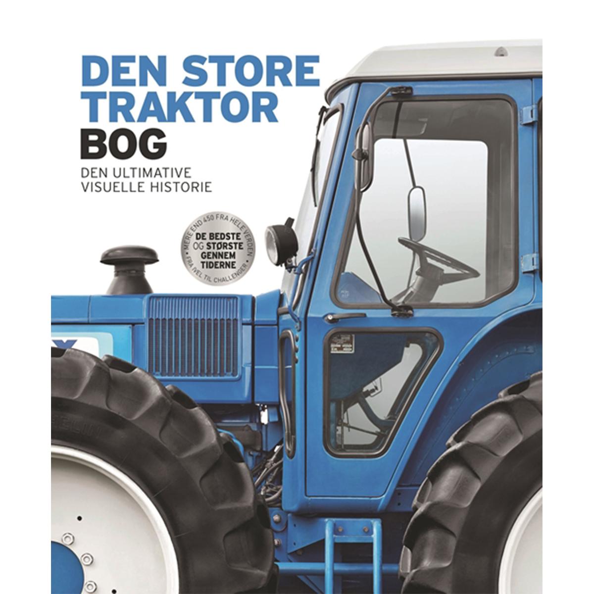 Image of   Den store traktorbog - Den ultimative visuelle historie - Indbundet