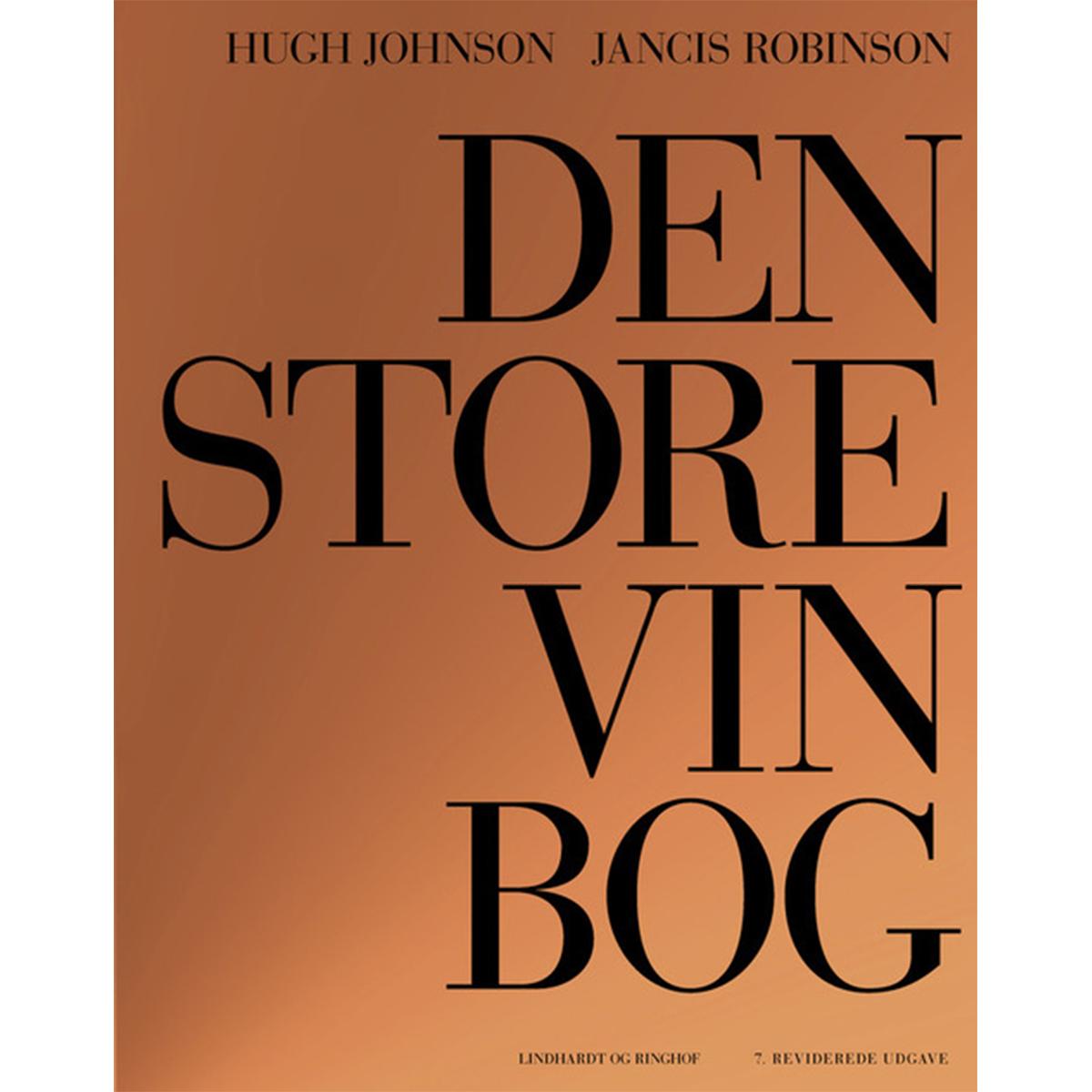 Image of   Den store vinbog - Indbundet