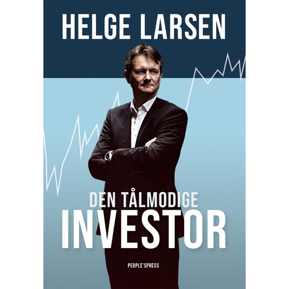 Image of   Den tålmodige investor - Hæftet