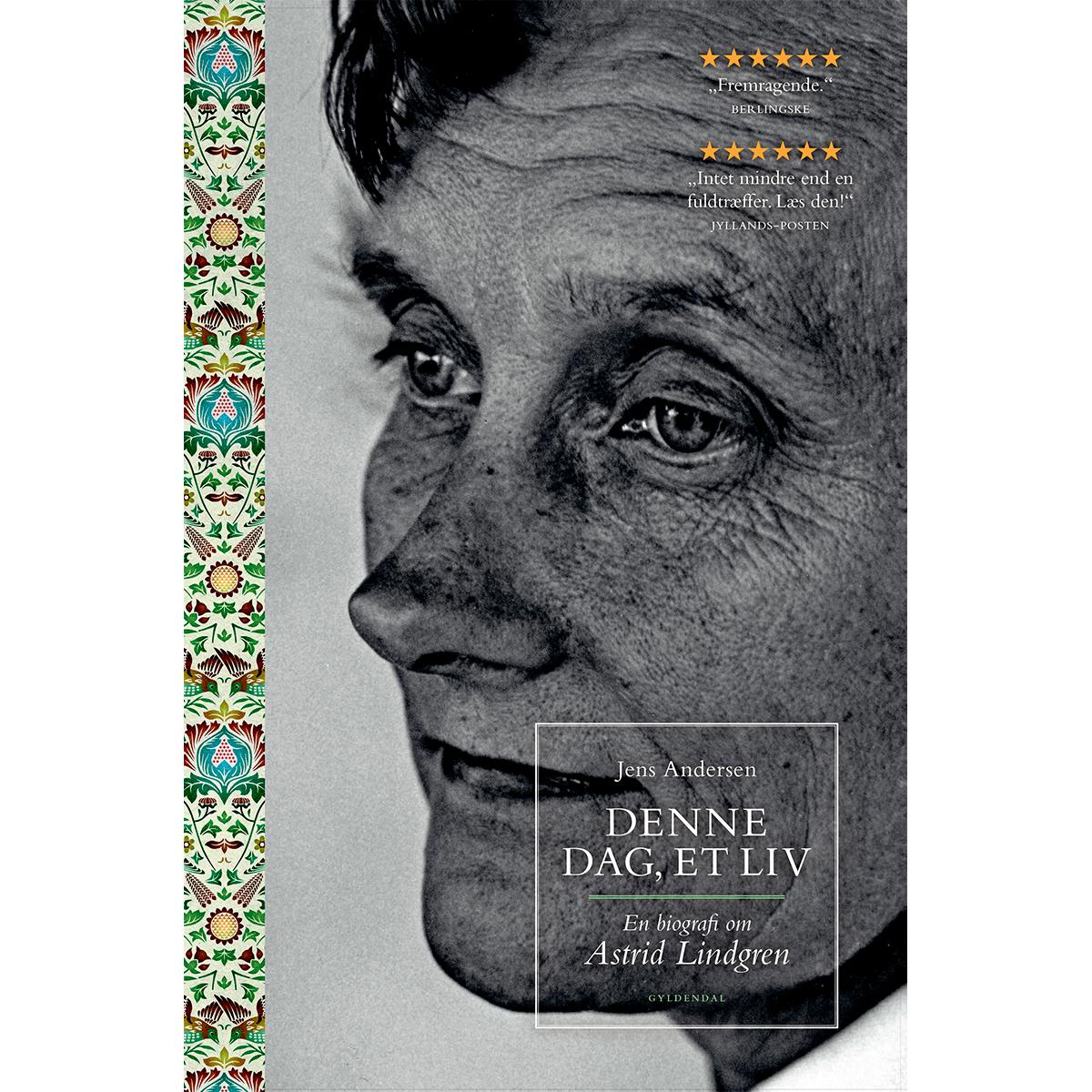 Image of   Denne dag, et liv - En biografi om Astrid Lindgren - Hardback
