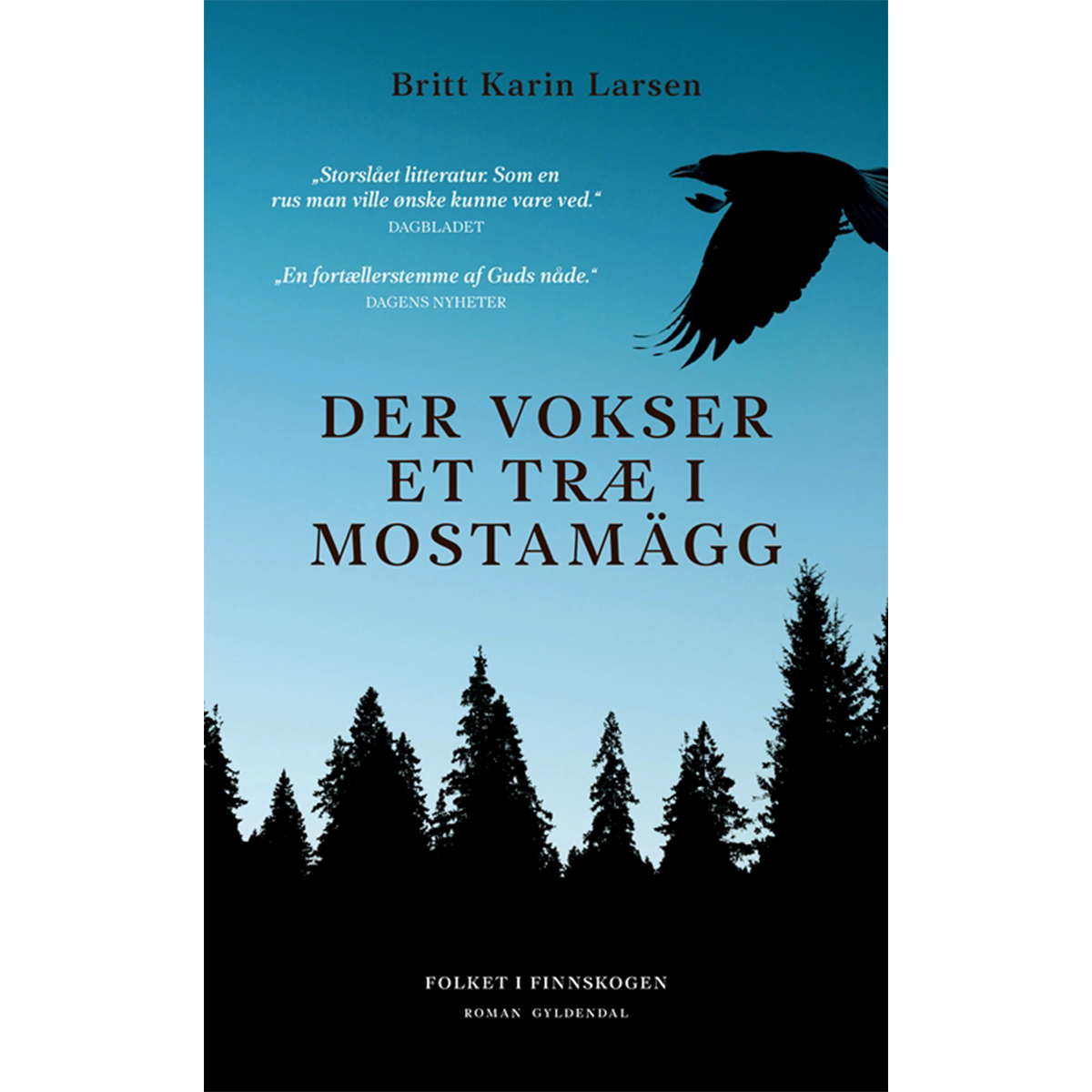 Image of   Der vokser et træ i Mostamägg - Hæftet