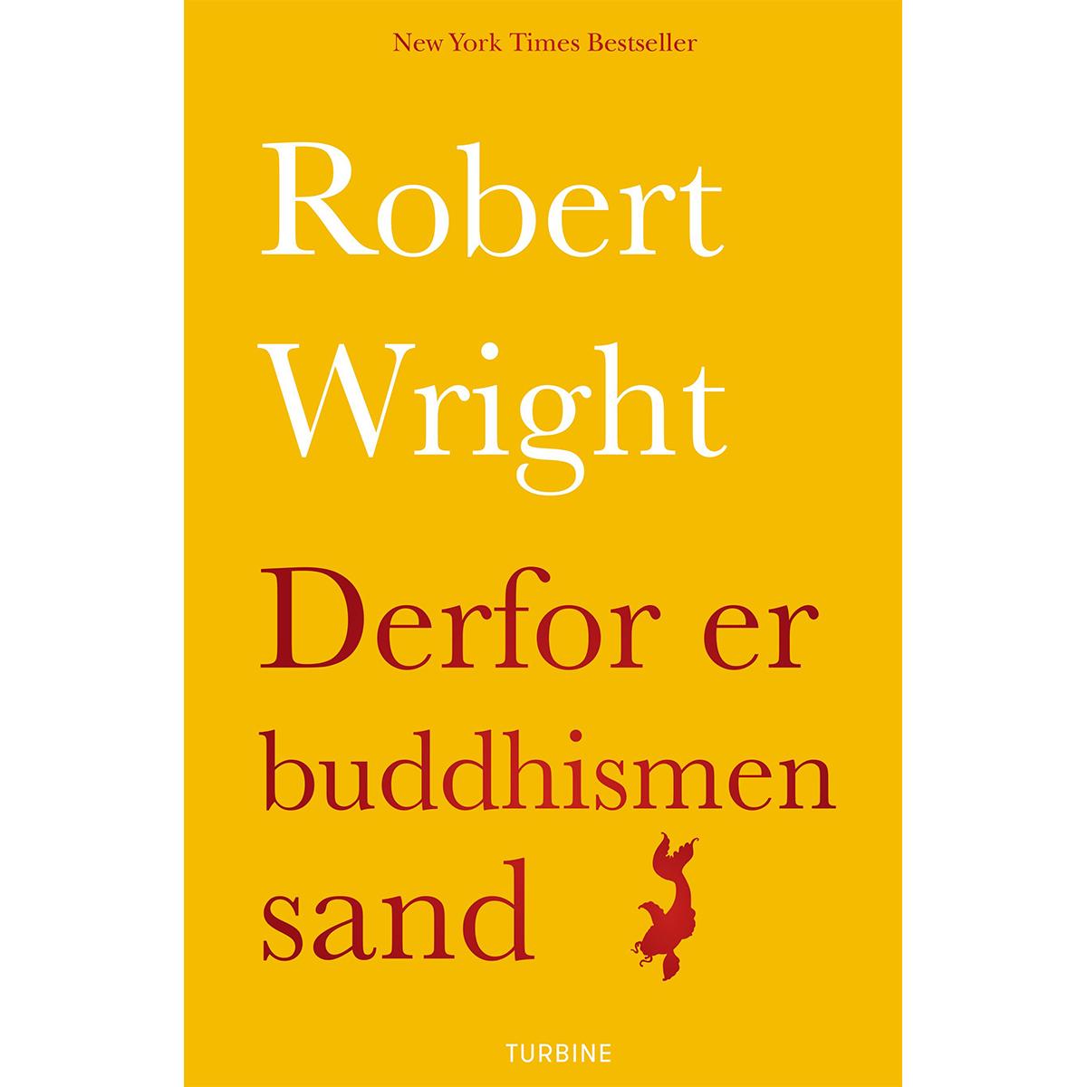 Image of   Derfor er buddhismen sand - Hardback