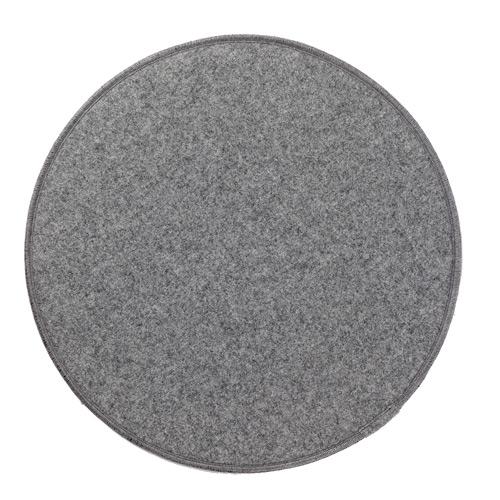 Image of   Designers Eye siddehynde - Dot - Ø35 cm - Sølvgrå