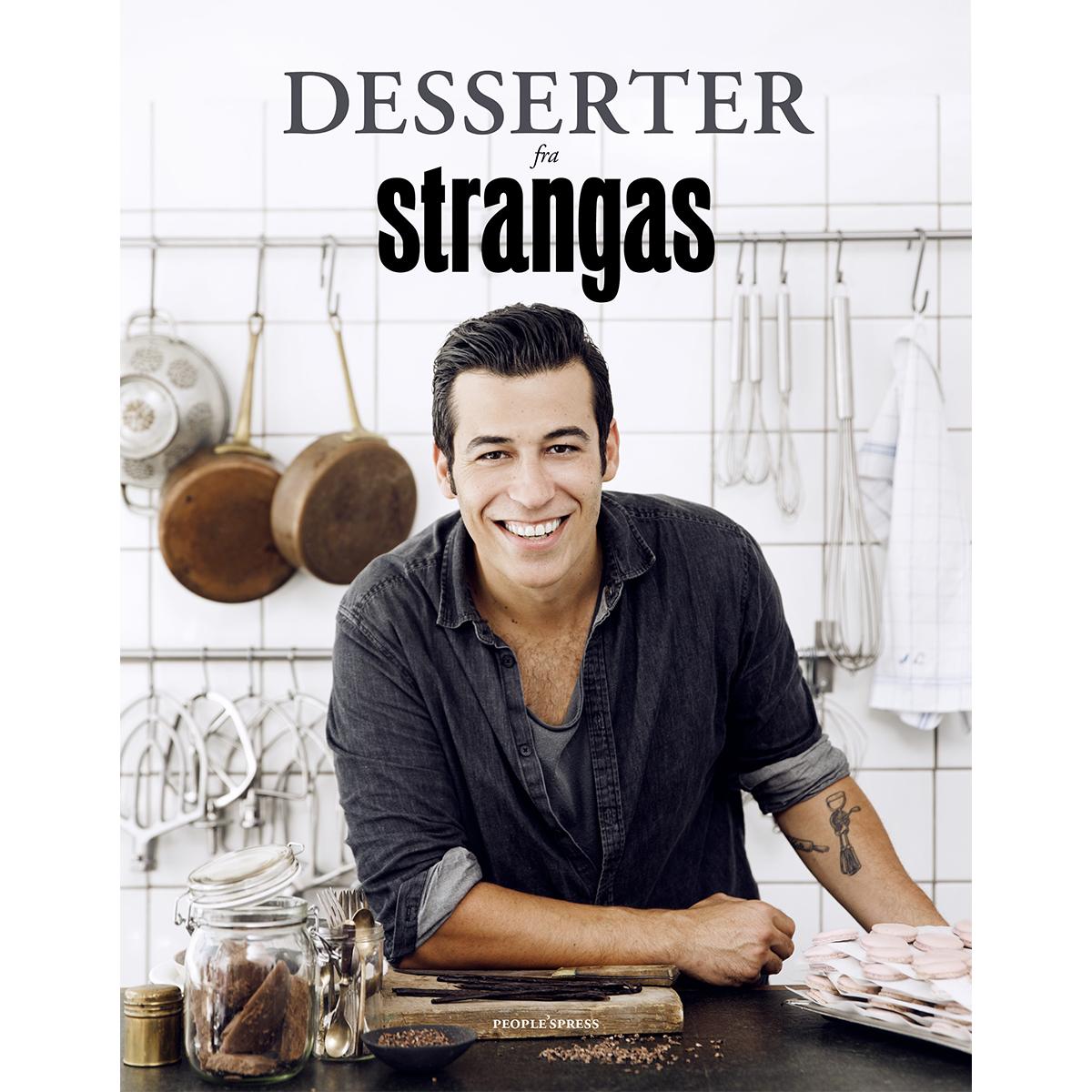 Image of   Desserter fra Strangas - Indbundet
